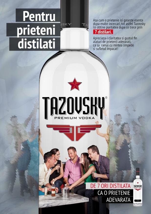 KV TAZOVSKY